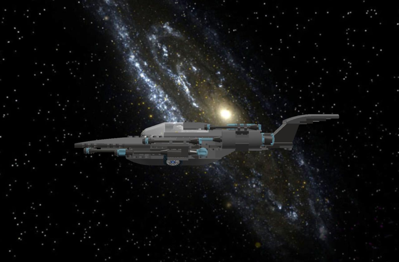 Star Phoenix IV Star Fighter Lddscr19