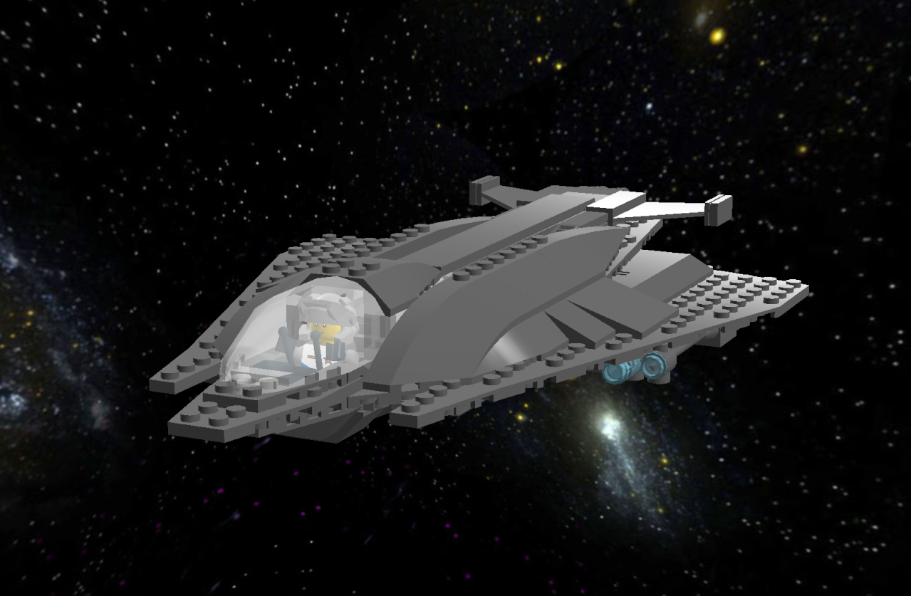 Starling Class Long Range Interceptor Lddscr33