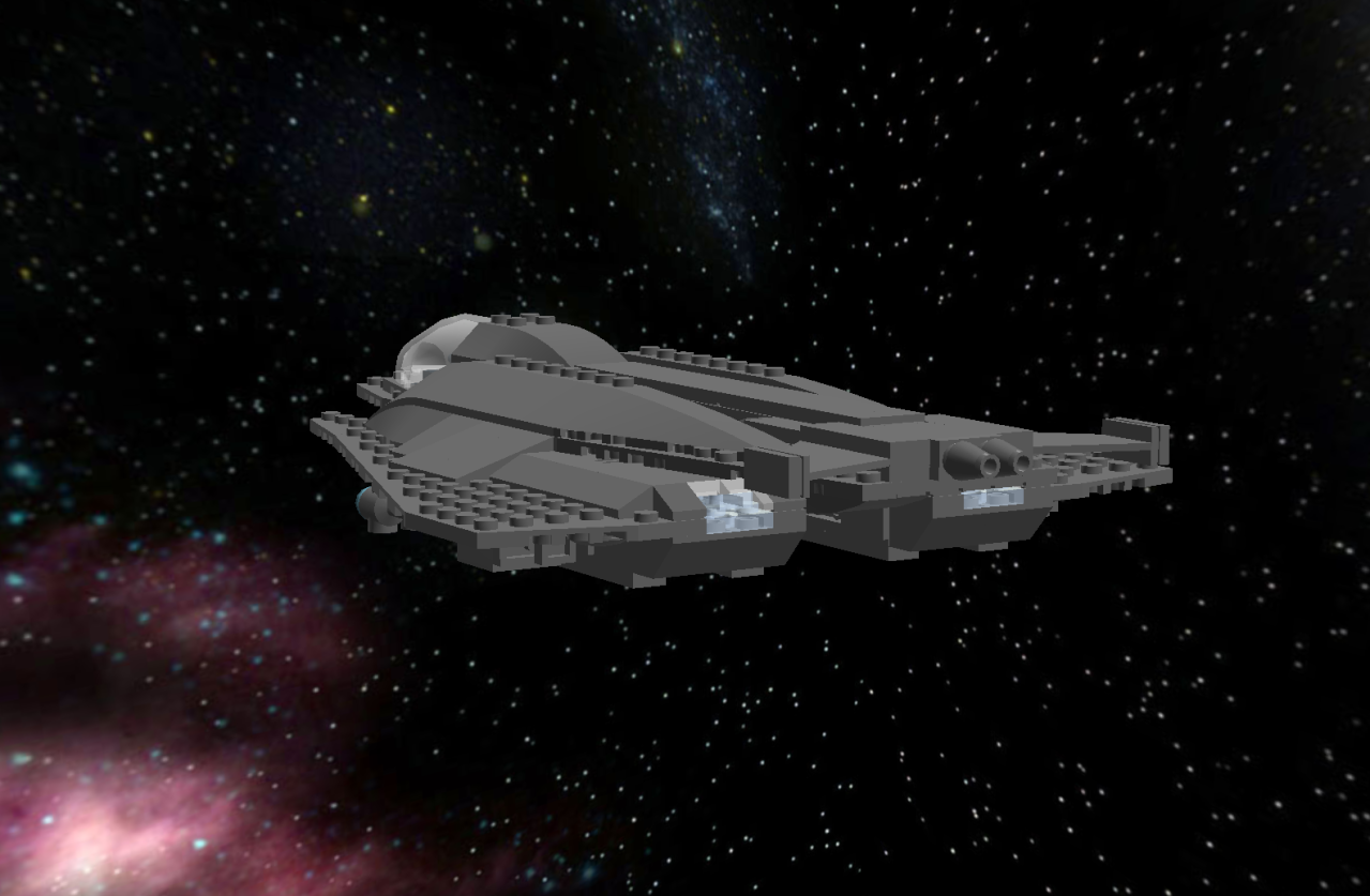 Starling Class Long Range Interceptor Lddscr35